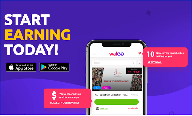 Walee Apk   Earn Money By Selling Some Special Product