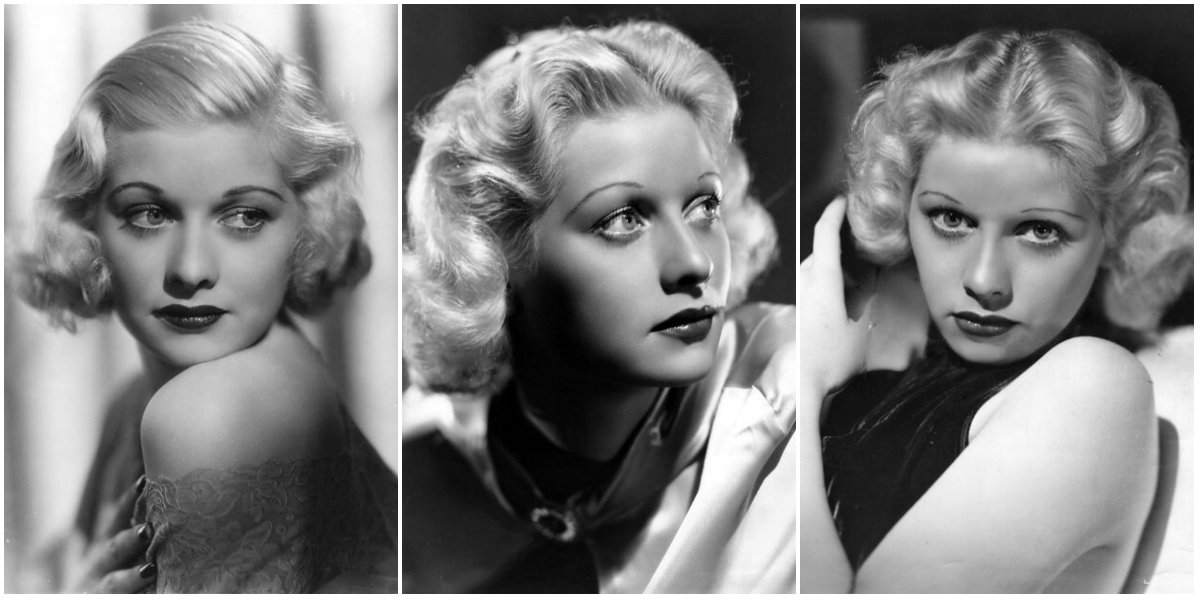20 Fascinating Vintage Photos of a Young Lucille Ball During Her