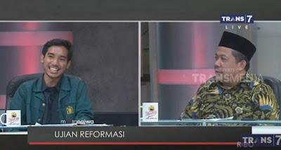 Viral Presiden KM ITB, Ini Dewan Perwakilan Fahri Hamzah Bukan DPR Indonesia