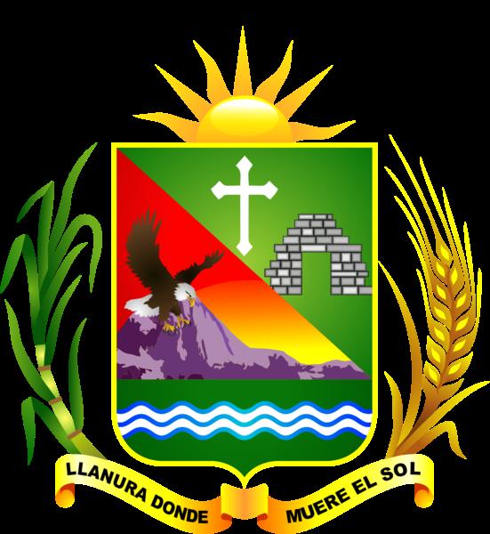 Escudo del distrito de Condebamba