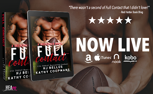 Release Promo -- Full Contact by HJ Bellus & Kathy Coopmans