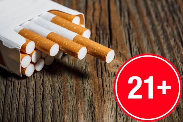 Минздрав проработает инициативу о повышении возраста продажи табака до 21 года