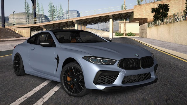BMW M8 F92 2020 Competition
