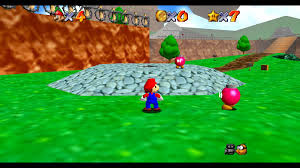 Download Game Super Mario N64 ISO For PC Full Version - ZGASPC