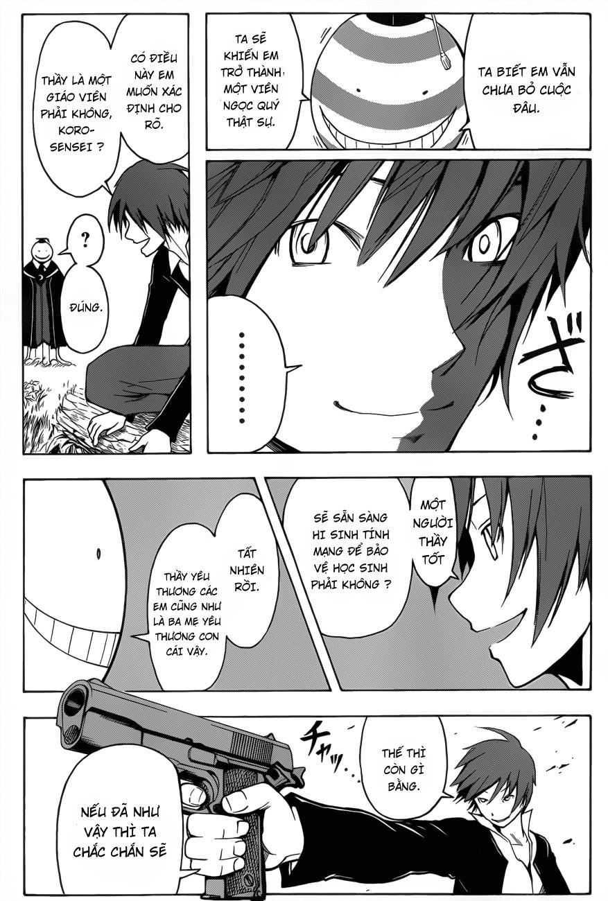 Ansatsu Kyoushitsu chap 6 trang 10
