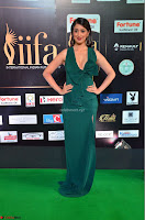Laxmi Rai in a Deep neck Beautiful Green Gown Cute Actress Laxmi Rai ~  023.JPG