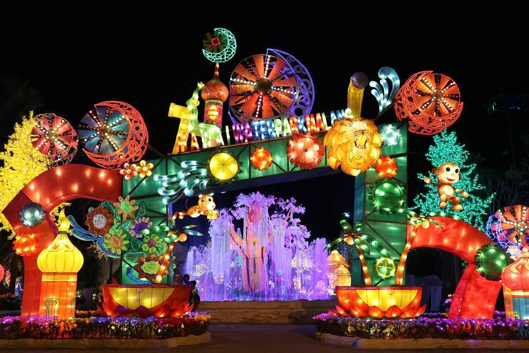 Malang Night Paradise Wisata Edukatif - TOPWISATA