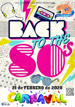 "CARNAVAL ""BACK TO THE 80's"""