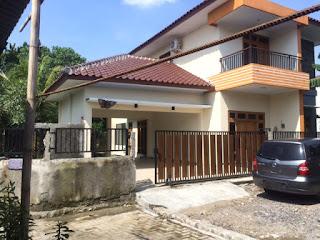 Rumah Dijual di Jalan Magelang Dekat Sindupark Jogja Siap Huni