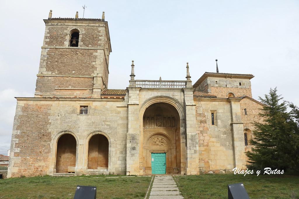 Iglesia de San Lorenzo de Zorita del Páramo