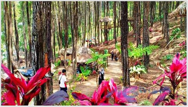 10 Top Destinasi Wisata Blitar;Taman Ayu Gogoniti
