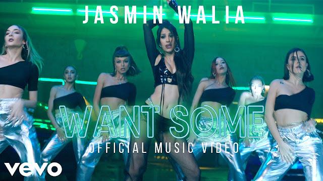 Want Some Lyrics | Jasmin Walia