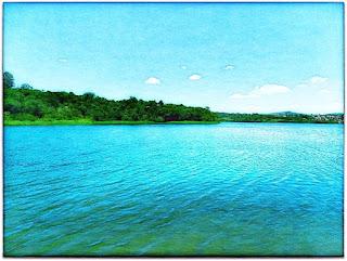 Barragem Lomba do Sabão - Parque Saint Hilaire, Viamão