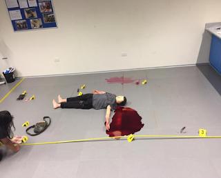 crime scene measurement
