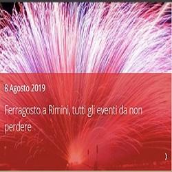 Ferragosto 2019 a Rimini  . dimensioni 250x250