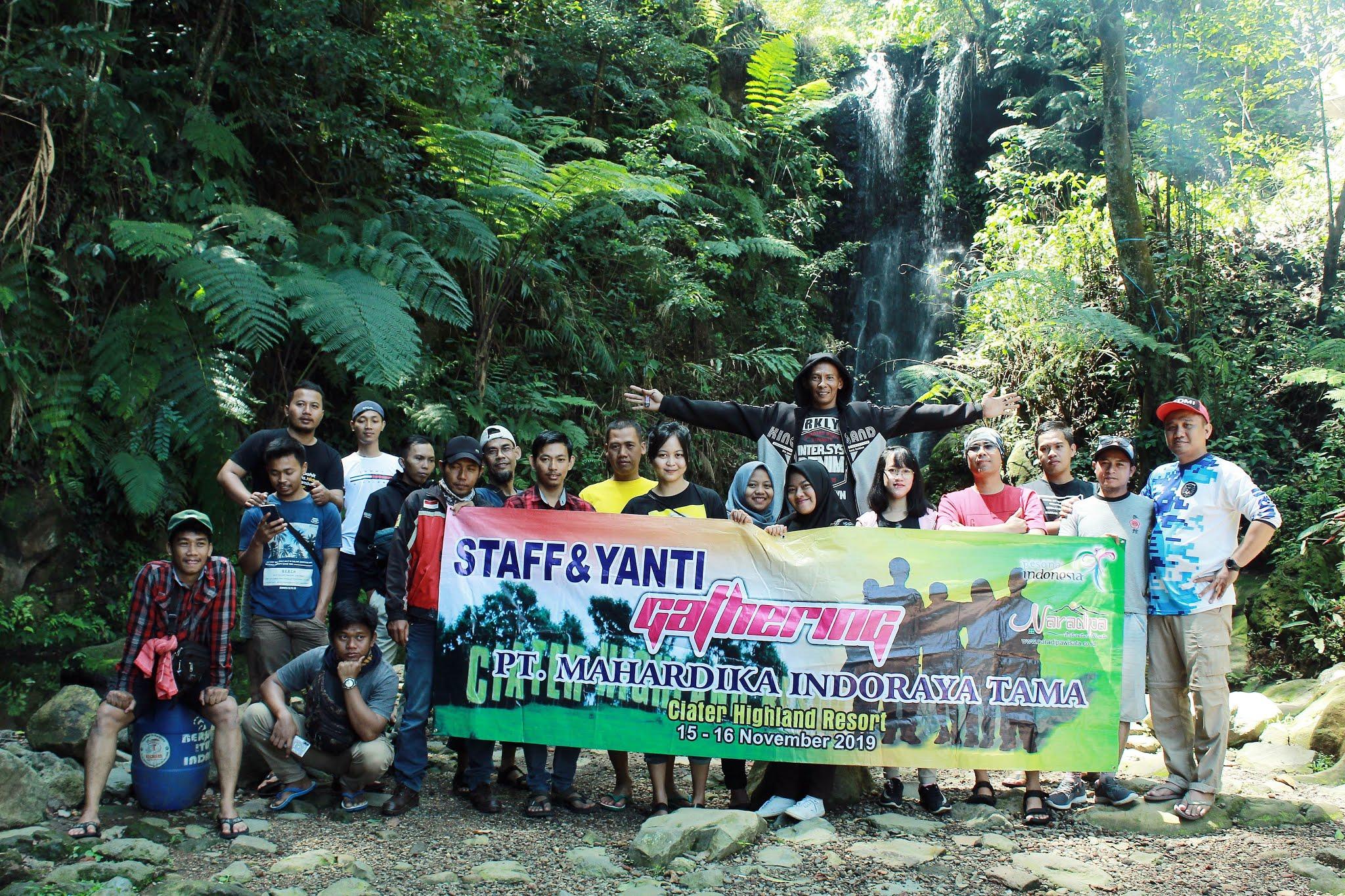 Wisata Alam Capolaga - Camping Outbound - Naradipa Wisata