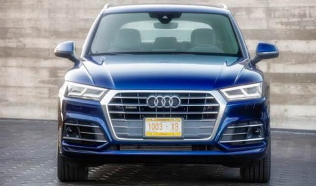 2018 Audi Q5 Redesign, Release Date