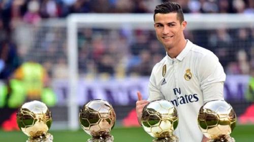 Năm 2016 có thể nói là một năm đại thắng của Cristiano Ronaldo