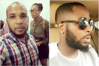 #BBNaija: Social Media On Fire As Tboss' Brother & Tunde Ednut Fight Dirty On IG (Photos)