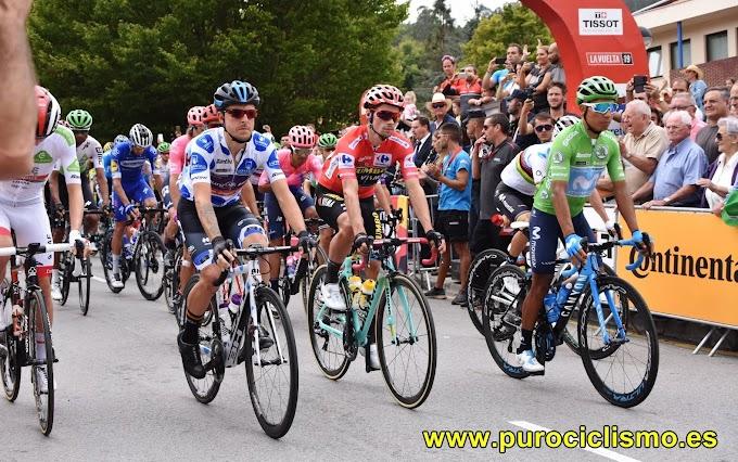Las fotos de la 16ª etapa de la Vuelta a España 2019