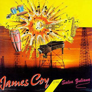 JAMES COY Y SU SALSA ZULIANA (1990)