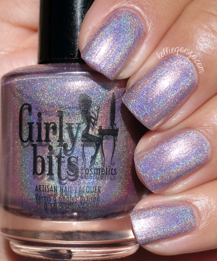Girly Bits Believe The Impossible