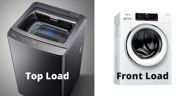 Top Load or Front Load