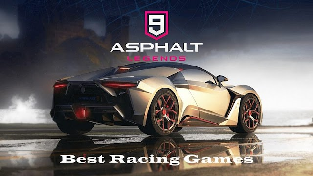 10 Racing Games for android Free in 2020