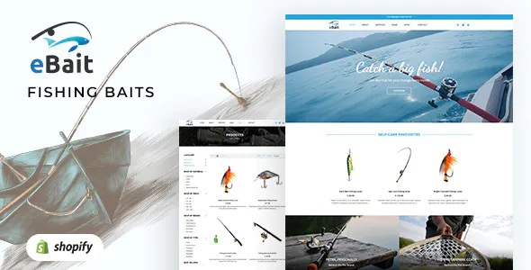 Best Hunting, Fishing Shop Shopify Theme