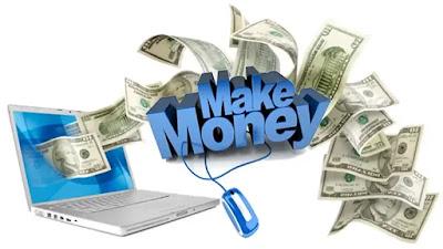 ربح المال عبر الانترنت