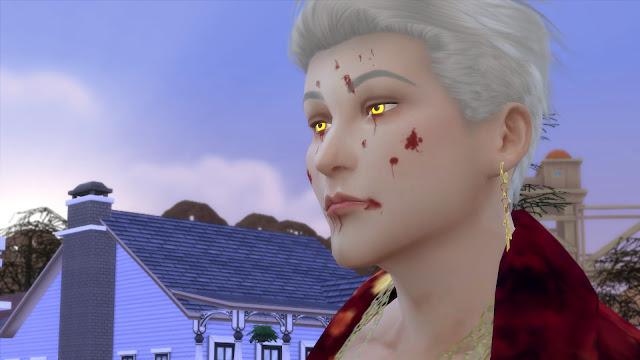 DBD Trickster Piercing Sims 4 CC Download