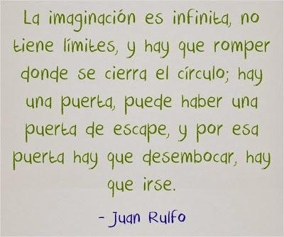 La imaginacion es infinita