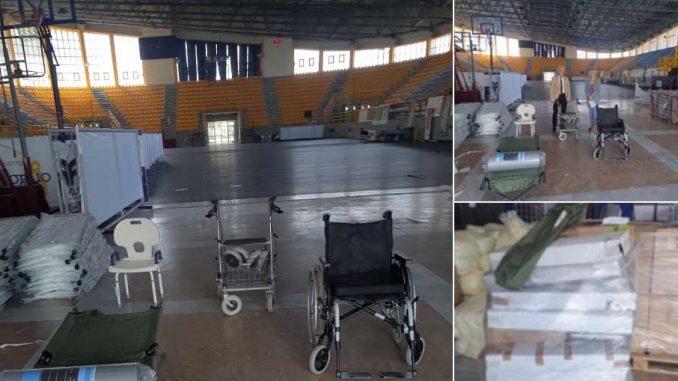 Νοσοκομειακό εξοπλισμό πρόσφερε στο Δήμο Ξάνθης η περιφέρεια Κέλχαϊμ
