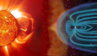 solar storm hitting earth right now - photo #22