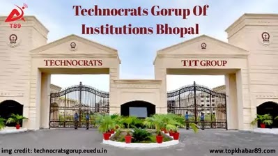 Technocrats Group of Institutions (TIT) Bhopal Fee, Courses, Infrastructure/Facilities full detail in hindi