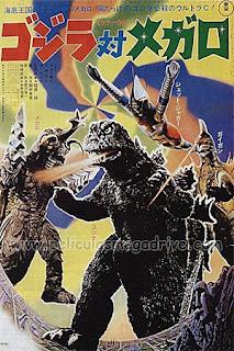 Godzilla VS Megalon (1973) [Castellano-Japones] [Hazroah]