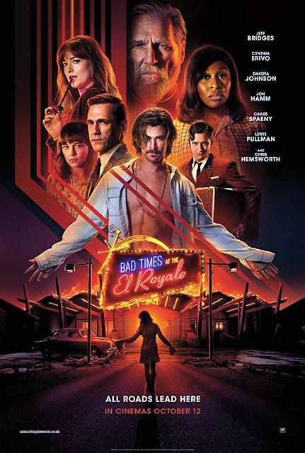 Sinopsis Film Bad Times at the El Royale (2018) | loveheaven07