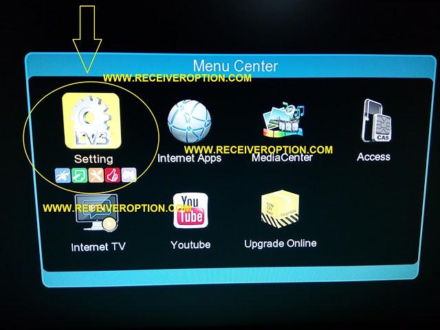 ECHOLINK 770D HD RECEIVER POWERVU KEY OPTION