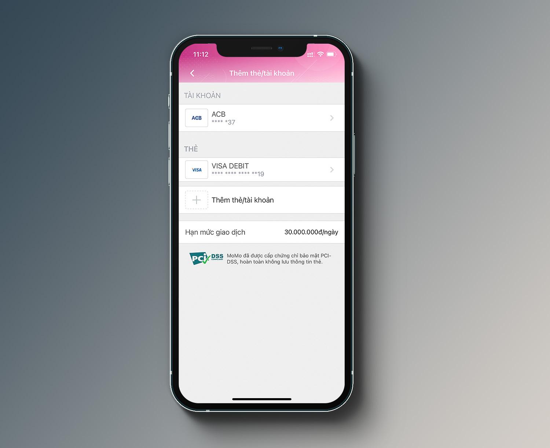 Hướng dẫn cách nhập mã giới thiệu Momo