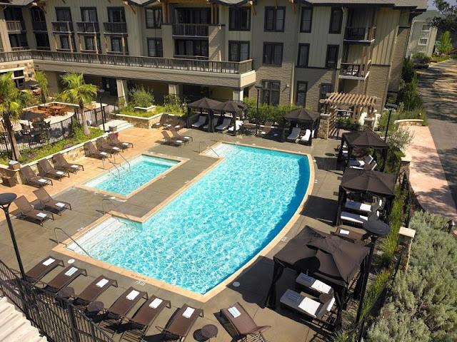 Hotel The Westin Verasa em Napa Valley