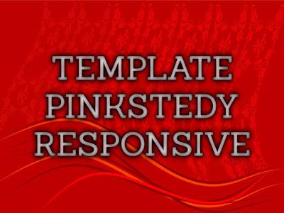 Template Terbaru 2017 Pink Steady Blogger Seo Responsive Download Gratis