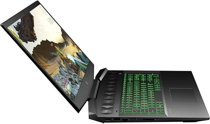 HP Pavilion Gaming 16-a0007ns: portátil gaming Full HD con procesador Core i7, gráfica GeForce GTX 1650 y disco duro SSD