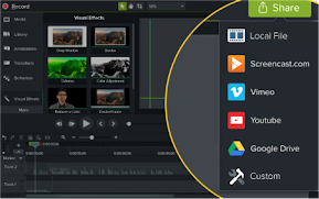 Camtasia Studio PC Software Free Download