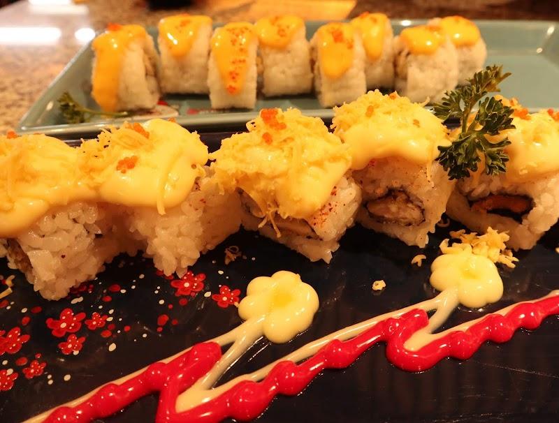 Makan Sushi Berdua Cuma 45 Ribu di Ichiban Sushi Thamrin Plaza Medan