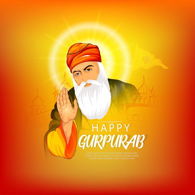 happy gurpurab guru nanak jayanti