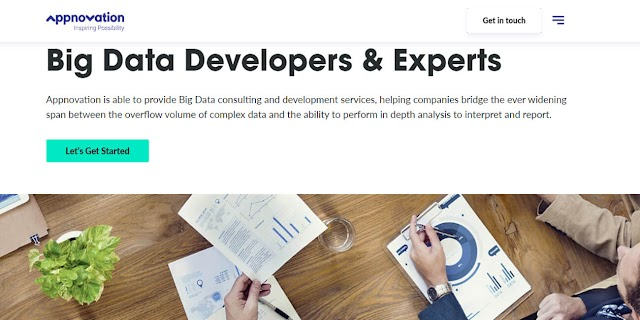 Top 10 big data Development Company