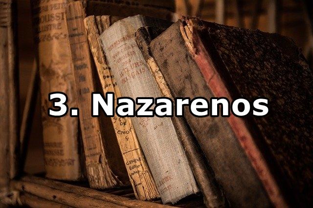3. Nazarenos