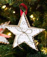 David Deusner DIY Holiday Stars