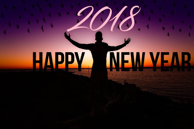 Advance Happy New Year 2018 Wallpapers
