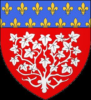 Présence du lierre  Blason_fr_ville_Amiens